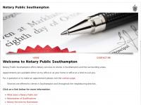 notarypublicsouthampton.co.uk