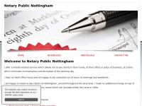 notarypublicnottingham.co.uk