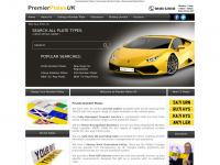 Premier-plates.co.uk