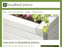 broadlandjoinery.co.uk