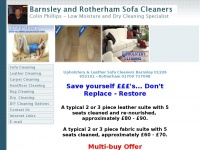 rotherhamsofacleaners.co.uk