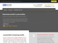 securelocksmithhammersmith.co.uk