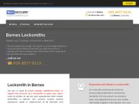 securelocksmithbarnes.co.uk