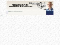 singvocal.co.uk