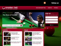 snookerhall.co.uk