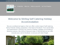 stirlingselfcatering.co.uk