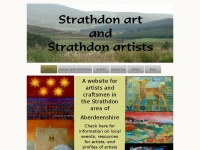 Strathdonart.co.uk