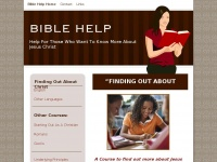 Biblehelp.co.uk