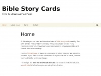 Biblestorycards.co.uk