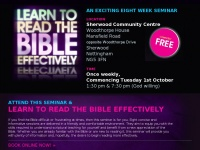Bibleseminars.co.uk