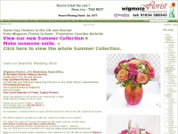 wigmoreflorist.co.uk