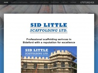 bidefordscaffolding.co.uk