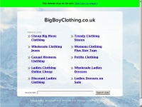 Bigboyclothing.co.uk