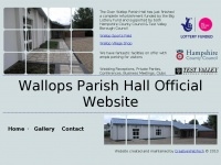 wallopsparishhall.co.uk