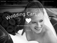 weddingcarhireleeds.co.uk