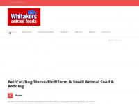 whitakeranimalfeeds.co.uk