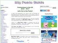 bigpantoguide.co.uk