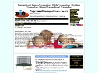 bigroundtrampolines.co.uk