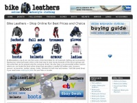 bikeleathers.org.uk