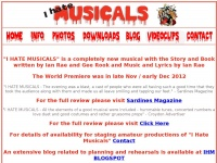 Ihatemusicals.co.uk