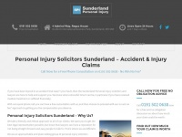 sunderlandpersonalinjury.co.uk