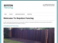 roystonfencing.co.uk