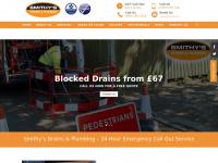 smithysdrains.co.uk