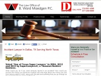 accidentlawyerdallastx.com