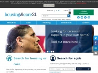 housingandcare21.co.uk