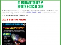 stmargaretsburysportsclub.co.uk