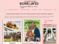 Somethingborrowedmag.co.uk