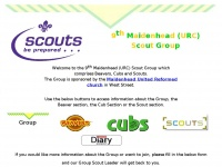 9thmaidenheadscouts.org.uk