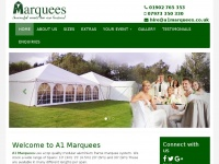 a1marquees.co.uk