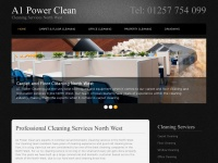 a1powerclean.co.uk