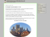 a1studentaccommodationinyork.co.uk
