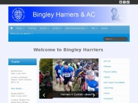 bingleyharriers.co.uk