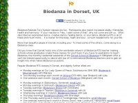 Biodanzadorset.co.uk