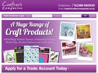 crafterscompaniontrade.co.uk