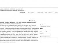 Bestleedscleaning.co.uk