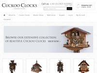 cuckooclocks.co.uk