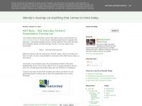 wendyverse.blogspot.com