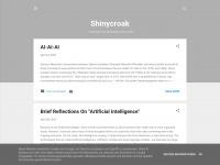 shinycroak.blogspot.com