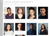 jonhollowayheadshots.co.uk