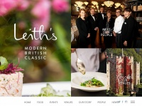 Leithsdining.co.uk