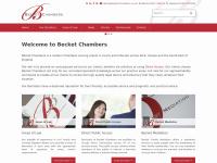 Becket-chambers.co.uk