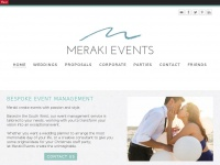 merakievents.co.uk