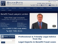 benefitfraudsolicitor.co.uk