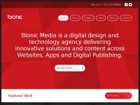 Bionicmedia.co.uk
