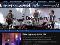 birminghamsoundhire.co.uk