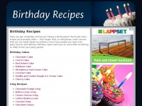 birthdayrecipes.co.uk
